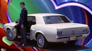 1967 Mustang Don Regier