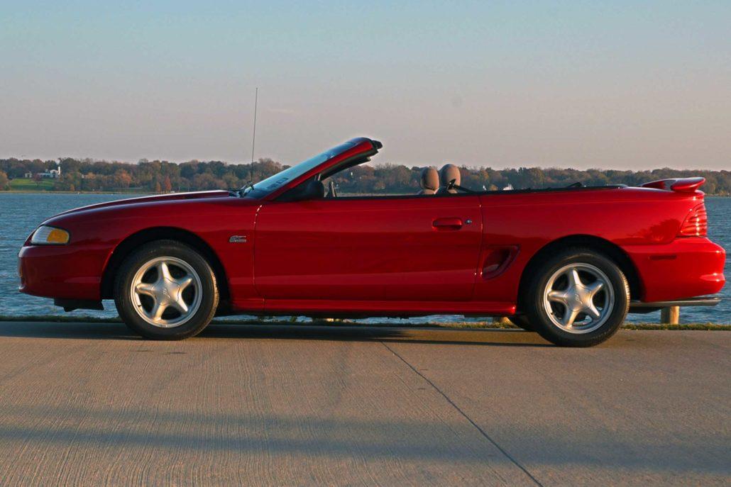 Mustang, 1994 Mustang, '94 Mustang, 5.0, 5.0 Mustang